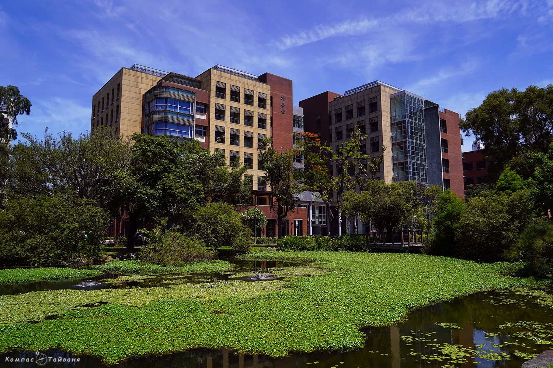 Национальный университет Тайваня